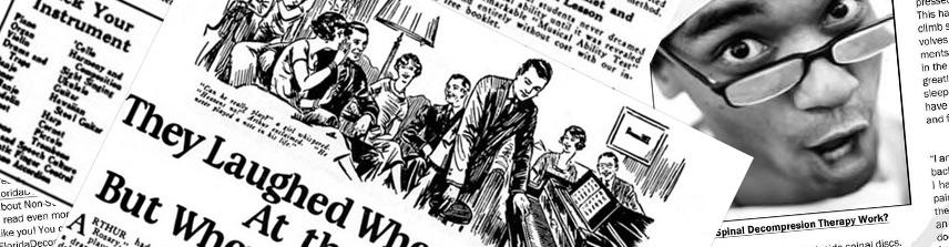 When History Repeats Itself – Marketing History