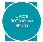 OAide 300 Knee Brace